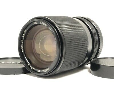 Near MINT {Yashica ML ZOOM 35-105mm F3.5-4.5} C/Y Contax / Yashica Mount Lens JP • 67.57£