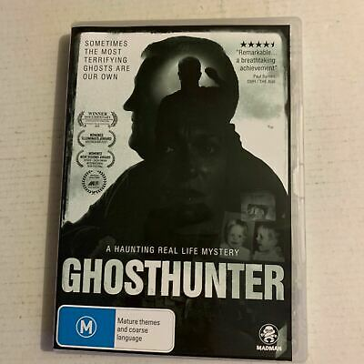 Ghosthunter (DVD, 2016) Jason King. Ghost Documentary • 11.13£