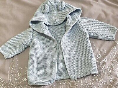 Baby Boys Next 0-3 Up To 3 Months Cardigan  • 5.50£