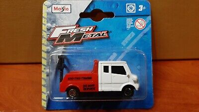 £4.90 • Buy  Car Rescue Tow Truck Vehicle Wrecker Recovery Maisto Die-cast Toy