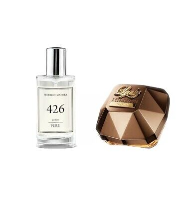 FM 426 Pure Collection Perfume For Women 50ml UK • 14£