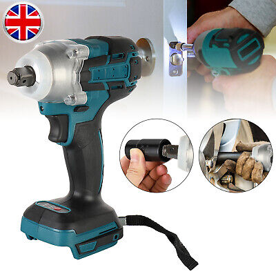 520Nm Torque Impact Wrench Brushless Cordless Replace For Makita Battery DTW285Z • 25.23£