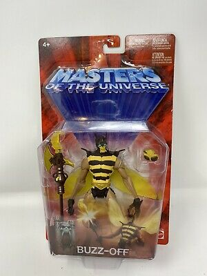 $39.99 • Buy MOTU Buzz-Off 200x Masters Of The Universe He-Man, MOSC New Sealed