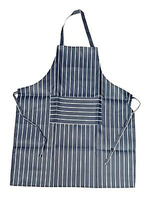 £4.95 • Buy Chefs Apron With Front Pockets, BBQ, Baking & Catering, Baking Kitchen Apron