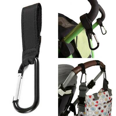 AU11.09 • Buy Baby Stroller Accessories Outdoor Travel Hanging Hooks Clips Load-bearing Hooks