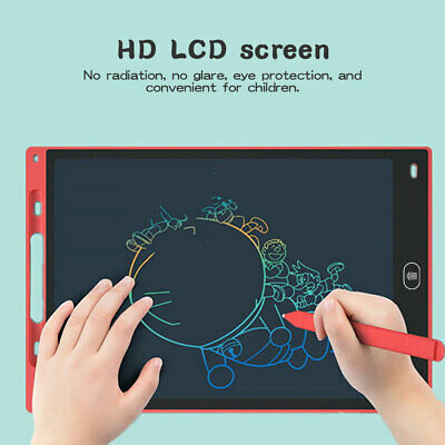 8.5 12  Electronic Digital LCD Writing Pad Tablet Drawing Graphics Board Notepad • 28.99£