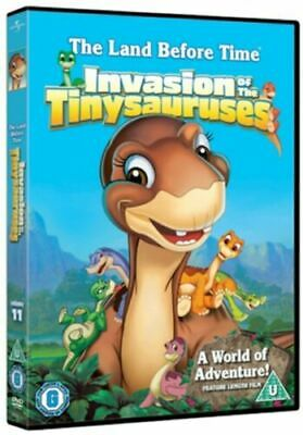 £2.95 • Buy The Land Before Time 11 - Invasion Of The Tiny Sauruses [DVD]