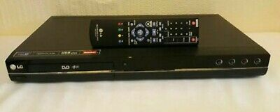LG DRT389H DVD Recorder Freeview+HD Recorder Inc Remote Control  • 69.99£
