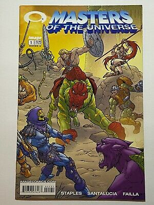 $6.88 • Buy Masters Of The Universe #1 Preview Of Invincible 2002 Image Comics