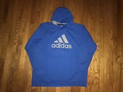 $ CDN10.44 • Buy EXCELLENT CONDITION Adidas Logo Hoodie Men's Size 2XL