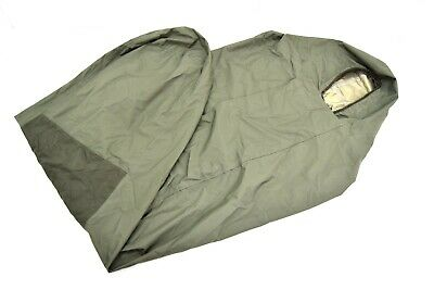 Dutch Army GORETEX Bivvy Bag Bivi Waterproof Sleeping Bag Cover Mummy Shape Oliv • 31.50£