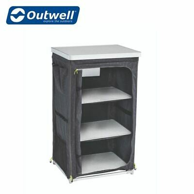 Outwell Milos Storage Cupboard  Camping Awning Storage Unit - 2021 Model NEW • 79.95£