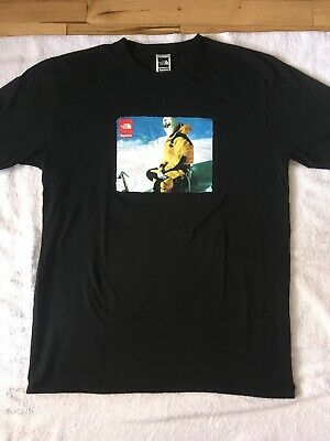 $ CDN47.04 • Buy Supreme TNF North Face Expedition T Shirt Black Large