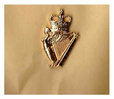 Ulster Defence Regiment Enamel Badge Udr Army British Army Infantry Military • 3£