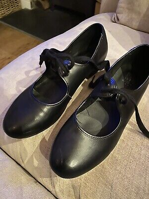 Tap Dance Shoes Size 6 • 9.99£