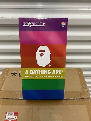 $1000 • Buy A Bathing Ape BAPE 25th Anniversary 400% Be@rbrick Bearbrick