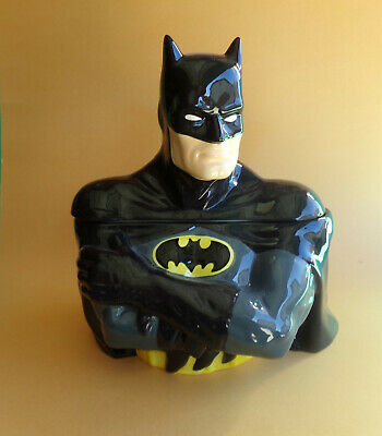 Westland Giftware Batman Ceramic Cookie Jar, 11.25 Inch #25515 • 54.27£