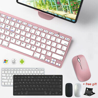 £17.89 • Buy Bluetooth Wireless Keyboard With Mouse For Samsung Galaxy Tab 7  8  10.1  10.5
