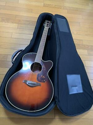 Yamaha FJX630SC Acoustic Electric Guitar With Soft Case Safe From Japan • 671.68£