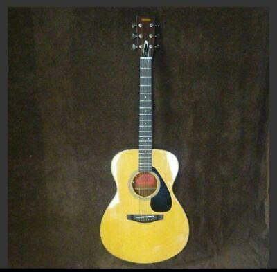 Yamaha FS-500SJ Acoustic Electric Guitar Good Product To Use In Japan • 447£