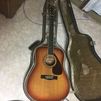 Yamaha L-5ES Acoustic Electric Guitar Good Product To Use In Japan • 537.85£