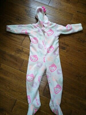 Hello Kitty Primark All In One One Piece Jump Suit For 3-4 Years Old • 2.50£