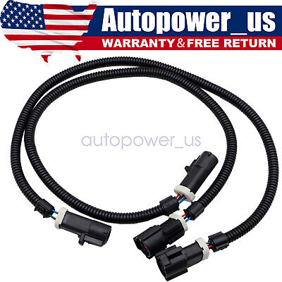 $16.59 • Buy 24  Oxygen O2 Sensor Header Extension Wire Harness For 1987-2009 Ford Mustang 2X