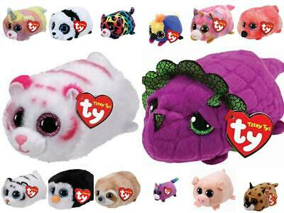 $ CDN8.66 • Buy TY Official Teeny Ty Soft Toy - Choose Your Favourite - Lots Available