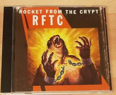 Rocket From The Crypt 'rftc' - Cd Album • 2.99£