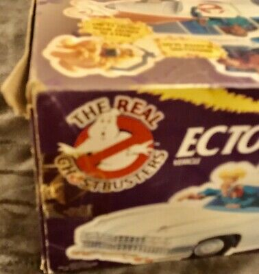 Real Ghostbusters Ecto 1 Complete With Box And Inners • 42£