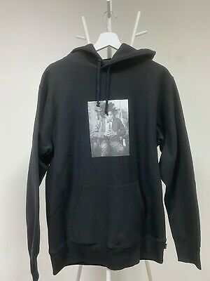 $ CDN73.31 • Buy Supreme Basquiat Hoodie Black LARGE - 100% AUTHENTIC Brand New MADE IN CANADA