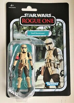 Star Wars Vintage Collection Scarif Stormtrooper VC133 3.75  Figure New Sealed  • 18.99£