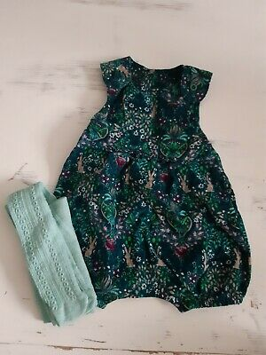 Next Girls Baby Outfit  0-3 Months • 2.50£