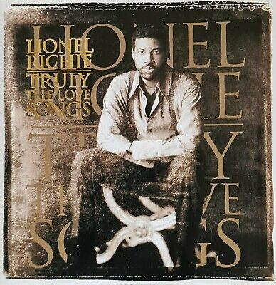 Lionel Richie - Truly - The Love Songs - Original 1997 CD Compact Disc.  • 0.99£