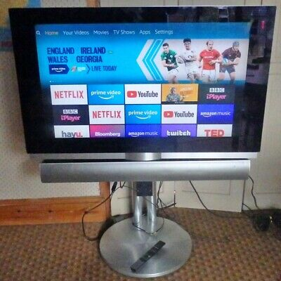 £350 • Buy Beovision 7/40 Mk1 With Beolab 7.1 Speaker And Remote - Manual Stand