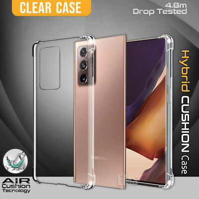 AU5.99 • Buy For Samsung Galaxy S20 FE 5G Note 20 Ultra S20 Plus Clear Case Shockproof Cover