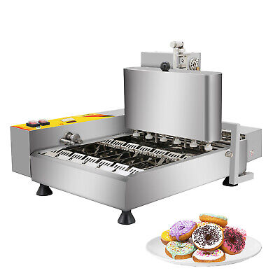 £1525.21 • Buy ALD-06 Mini Donut Maker Commercial | Automatic Doughnut Frying Machine | 4 Rows