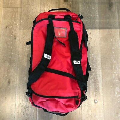 The North Face Base Camp Duffel Bag, Red - Extra Large • 45£