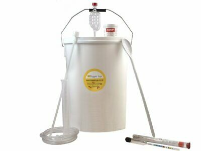 Beer Making Starter Kit Equipment Set Only 40 Pint 25L Size Cider Wine Homebrew • 22.99£