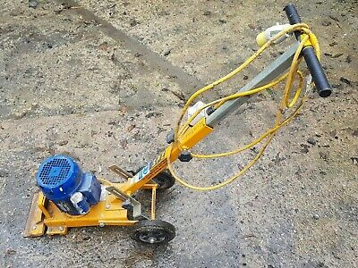 Spe Ms230  Multi Stripper Carpet Tiles 110v Grinder Scabbler Floor Lifter Used • 277£