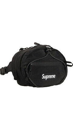 $ CDN172.25 • Buy Supreme Waist Bag Black FW20
