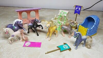 Vintage Kenner Littlest Pet Shop Horses And Foals Fillies Filly Lot • 30£