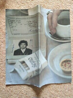 Bob Dylan Bootleg Series Vols. 1-3 Rare & Unreleased 61-91 Long Box Booklet Only • 9.99£