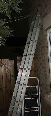 Youngmans Aluminium Extending Ladder - 3m To 5m • 21.70£
