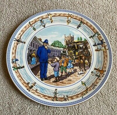 RINGTONS EXCLUSIVE COLLECTORS PLATE Street Games • 4.99£