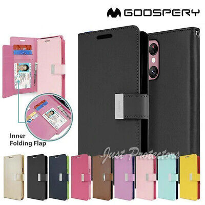 AU8.99 • Buy For Samsung Galaxy S20+ S21+ Ultra S8 S9 S10 Plus Wallet Leather Flip Case Cover