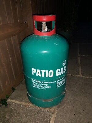 Calor Patio Gas Bottles (5kg & 13kg) COLLECTION ONLY & CASH ONLY (DO NOT PAY) • 8.95£