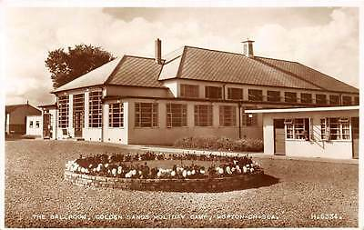 Gt. Yarmouth, Hopton-on-Sea, Golden Sands Holiday Camp, The Ballroom 1956 • 2.50£
