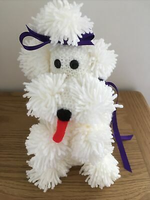 Handmade Poodle Toilet Roll Cover • 4.50£