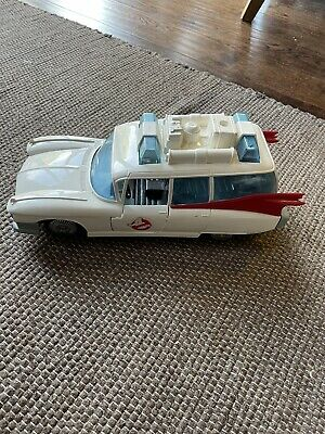 VINTAGE Ghostbusters ECTO-1 Kenner Colombia Pictures 1984 • 5.20£